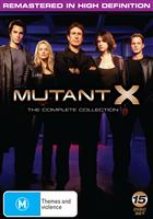 Mutant X Collection Hd