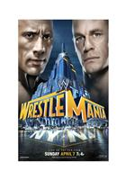 WRESTLEMANIA 29 (POSTER ONLY)