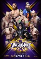 WRESTLEMANIA 30 (POSTER ONLY)
